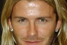 David Beckham Hairstyles / David Beckham Hairstyles http://celebrityhairstylespictures.blogspot.com/2013/08/david-beckham-hairstyles.html / by celebrity hairstyles