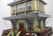 Lego and Minecraft