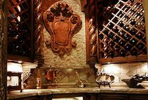 The Castle Wine Cellar. / Please pin to your hearts content.