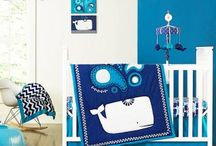Nautical Inspiration / A collection of our favorite nautical decor for baby & toddler / by NoJo
