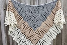 Crochet Scarf Chevron Pattern