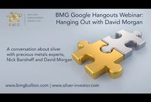 BMG Hangouts / Relaxed interviews with leading industry experts and Nick Barisheff