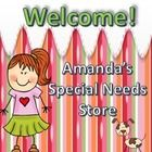TPT Shopping Mall - Special Needs STORES / This board is for links to your Special Needs TPT Stores.  Please only pin your store once!  Any duplicate pins will be deleted.  Please do not pin products, store links only!  Thank you!