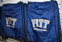 Merchandise/Campus Store / Items from the Pitt-Greensburg campus store.  http://www.greensburg.pitt.edu/campus-store Located on campus in 112 Chambers Hall. Phone: 724-836-9928 Fax:     724-836-7796  Open Monday through Friday: 8:30 a.m.–5 p.m.