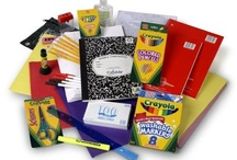 Back to school stuff / by NeedItFindItHere.com