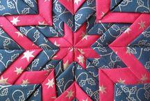 Folded Star Trivet