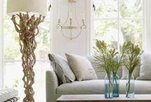 décoration en bois