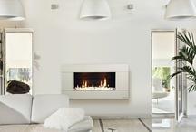 Fireplaces / by Katrina Porter
