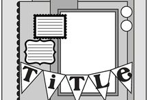 scrapbooking templates