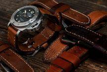 Watches/straps