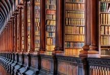 Bibliotheken / Over de hele wereld