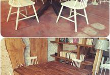 Tavoli in legno massello - XlabDesign