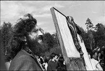Bulldozer Exhibition, 1974