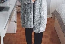 comfy outfits / .things that are just comfortable to wear anywhere.