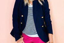 Сиреневые, розовые брюки / С чем носить розовых, сиреневых брюк