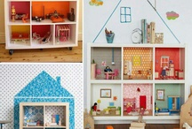 Doll Houses for Amelia and Me <3