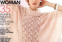 Riviste maglia e uncinetto