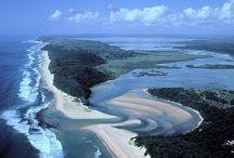 Osten Südafrika Mozambique