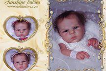 TIGERLILY - Cassie Brace: Sunshine Babies - Reborn Dolls