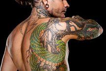 Jeff hardy tatuajes