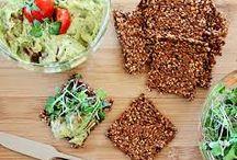 Vegan Mini Meal Delights / Flavorful vegan snacks, starters and sides