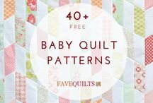 Sewing and Quilt Pattern Ideas