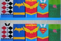 Superhero Girls Party