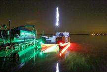 LED Boat / by Todd Ballard