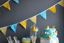 Kids' Parties - 1st. Birthday / Hi and welcome to my board of Themes and ideas for baby's 1st. Birthday.  We just welcomed twins to our family, can't wait to plan their first birthday party!  Feel free to comment and enjoy!
