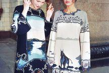Alexander Seraphim's knits on the Internet...