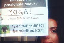 """#Unselfies4CMT / Raising awareness and funds for Charcot-Marie-Tooth Text """"CMT"""" to 501501 for your $10 donation towards research"""