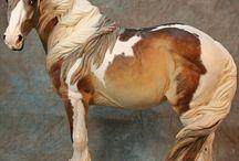 Models horses (Breyer, Schleich, Collecta, ...)