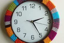Clocks and other crochet