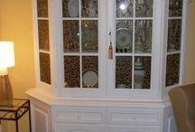 Möbel weiß streichen