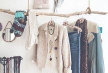 Rami e alternative per abiti