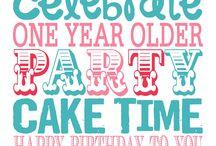 Verjaardag qoutes