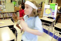 Core-aligned Brain Breaks / Get moving while you reinforce core-subjects! / by GoNoodle