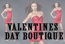 Valentine's Day Boutique / Shop in the name of LOVE in our Valentine's Day Boutique: http://www.missesdressy.com/boutique/valentines