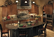 Dream Kitchens / by Connie Sawyers