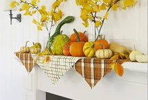 Fall Decor / by Annette Williams