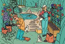 Gardening / by Kathleen Shierk