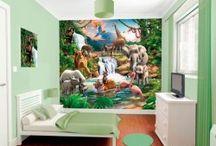 jelles nieuwe kamer jungle