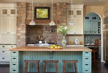 kitchen ideas / by Melissa Looper
