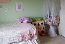 Kids bedroom / by Sarah Lincoln Kinney