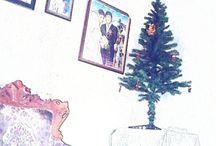 beautiful Christmas / all about Christmas