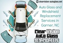 Auto Glass & Windshield Replacement
