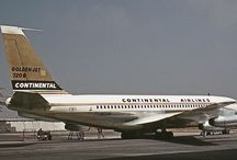 Old Airliners and Airlines / Old airliners and airlines that have a great retro look