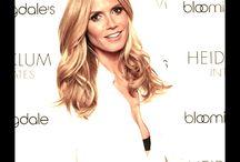 Heidi Klum Intimates Launch @ Bloomingdales / NYC Photo Booth