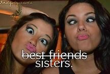 Best Friends :)  / Kassidy Skeens is and always will be my best friend!