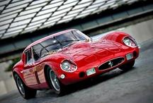 Ferrari 250 GTO / by George Martyn